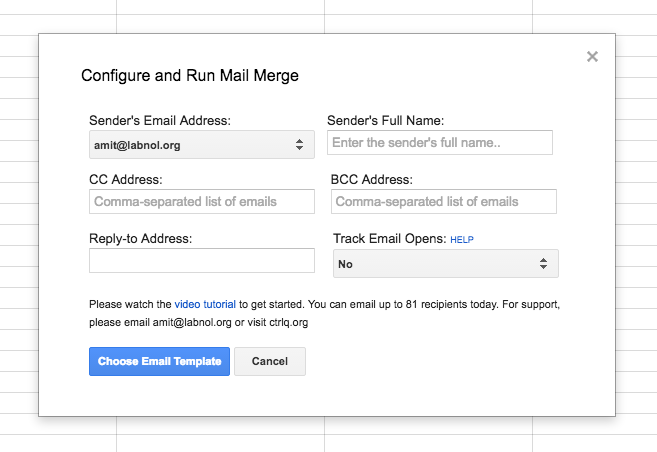 how to create personalized multi recipient mass emails