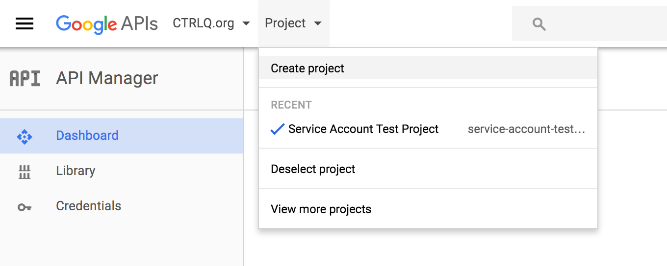 Tutorial: Create Application with Google APIs and OAuth 2
