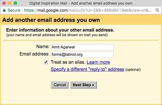 How to Send Google Forms Email Notifications from Another Email